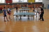 26.10.2013 2. Tischtennis Jedermann Turnier